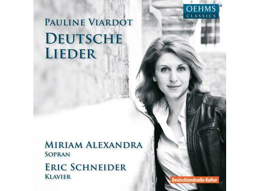 CD: Oehms Classics – Deutsche Lieder