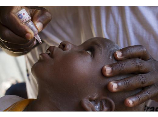Polio-Newsletter: Fortschritt in Afghanistan…