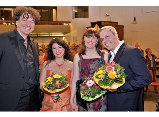 Musikalische Highlights mit der Governorin