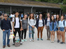New Generations Service Exchange - Taiwan zu Gast in Erding