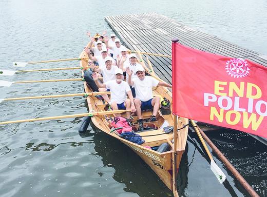 Viele Kapitäne in einem Boot