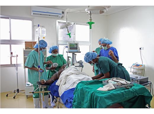 Telemedizin in Ostafrika
