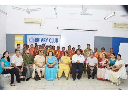 Rotary Club adoptiert Dorf