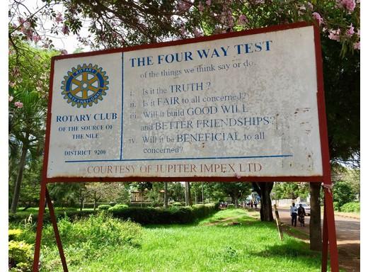 Wo man überall Rotary entdecken kann...