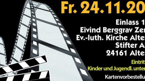 """At the Movies"": Benefizkonzert in Kiel"