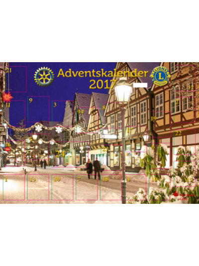 RC Celle - Adventskalender des RC Celle