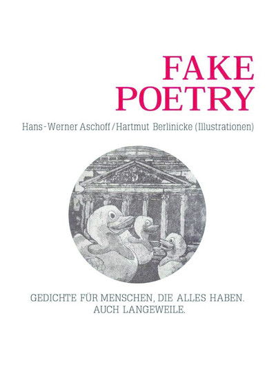 Exlibris - Fake Poetry