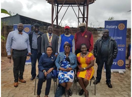 WASH-Projekt Ngombe in Sambia gestartet