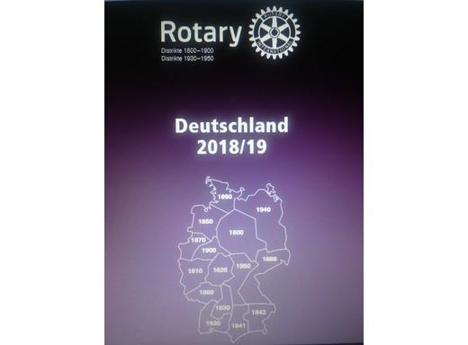 Mitgliederverzeichnis 2018/19