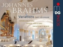Johannes Brahms: Variationen (CD)