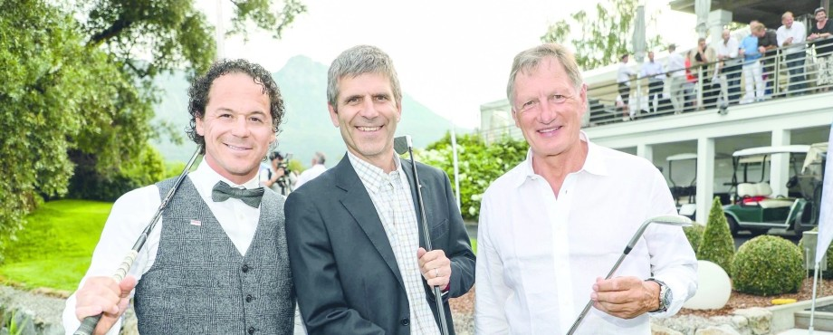Distrikt - Die Charities der Golfer