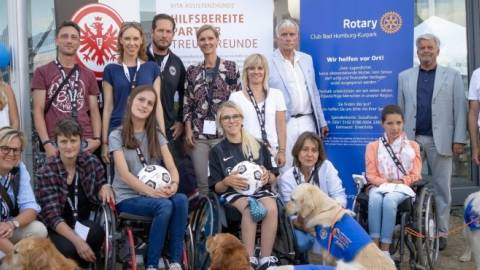 Kick-off für Assistenzhund-Projekt