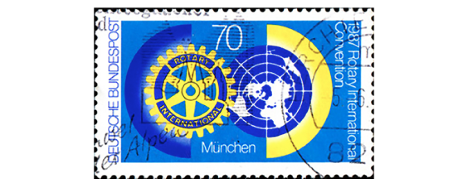 Rotary Aktuell - München '87