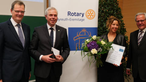 Rotary Lecture in Bayreuth