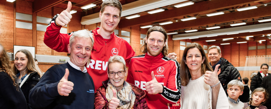 Melsungen - Charity-Match