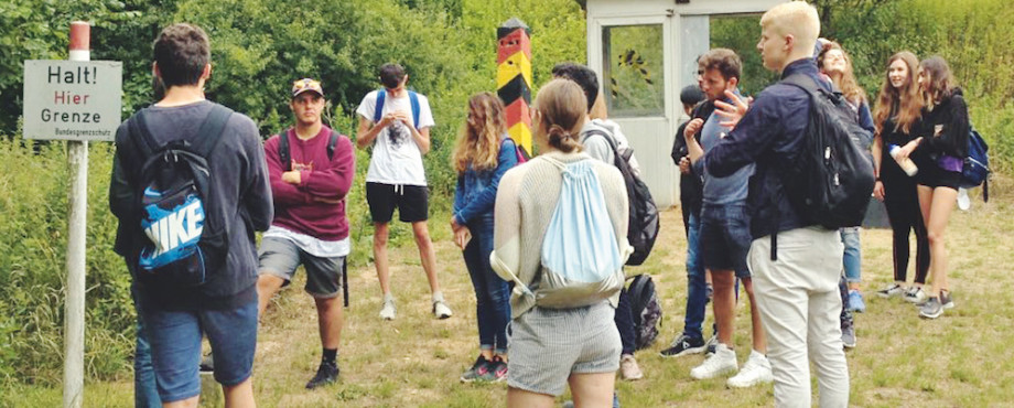 Rotary Aktuell - Rotary schnuppern im Sommercamp