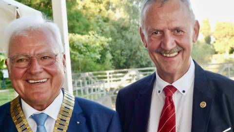 Rotary Club Radolfzell-Hegau regional und international aktiv