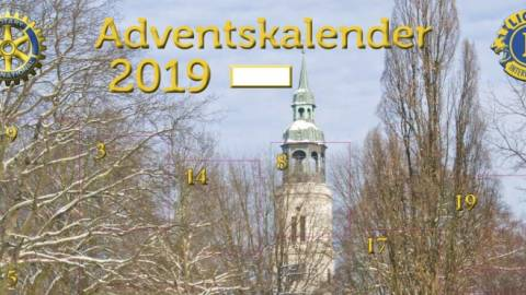 Adventskalender des RC Celle