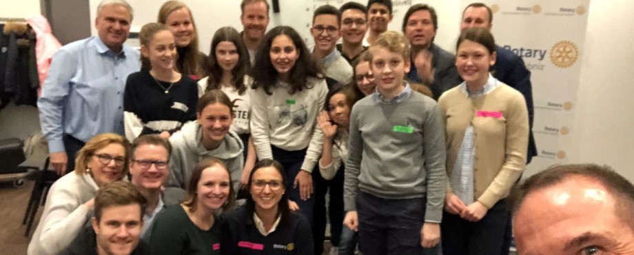Hannover - Erster Interact-Club in Hannover