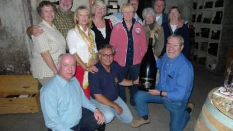 Die Rotary Wein-Fellowship - In Vino Amicitia