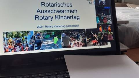 Kindertag im Zoo goes digital