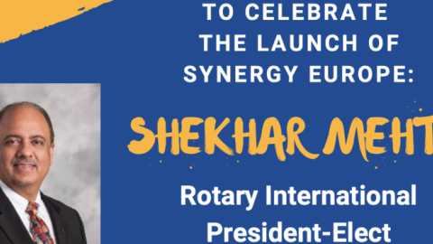 Start für Synergy Rotary Friendship Alliance