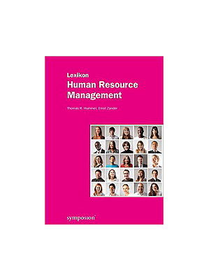 Thomas R. Hummel / Ernst Zander - Lexikon Human Resource Management