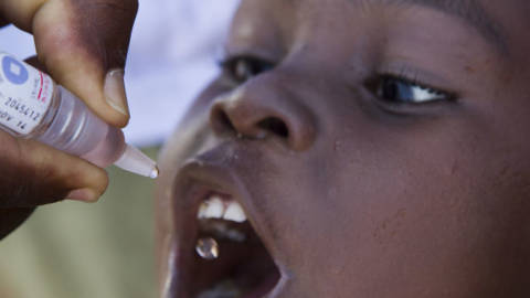End Polio Now, GesundeKids und Co.