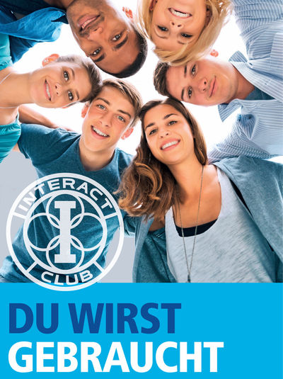 Interact - Neuer Flyer