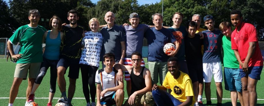 "Youth Camp 2016 in Bremen - Fazit: ""So happy!"""