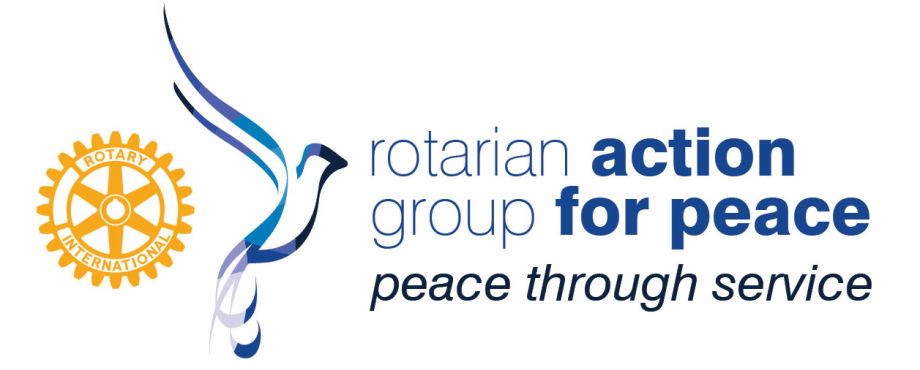 Rotarian Action Group for Peace - Rotarier am Weltfriedenstag