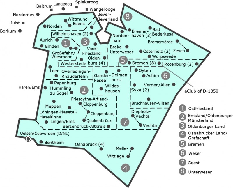 Distriktskarte