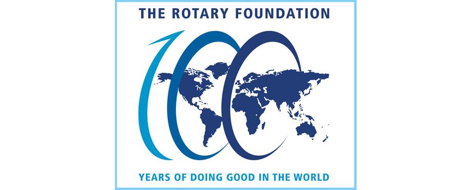 100 Jahre Rotary Foundation