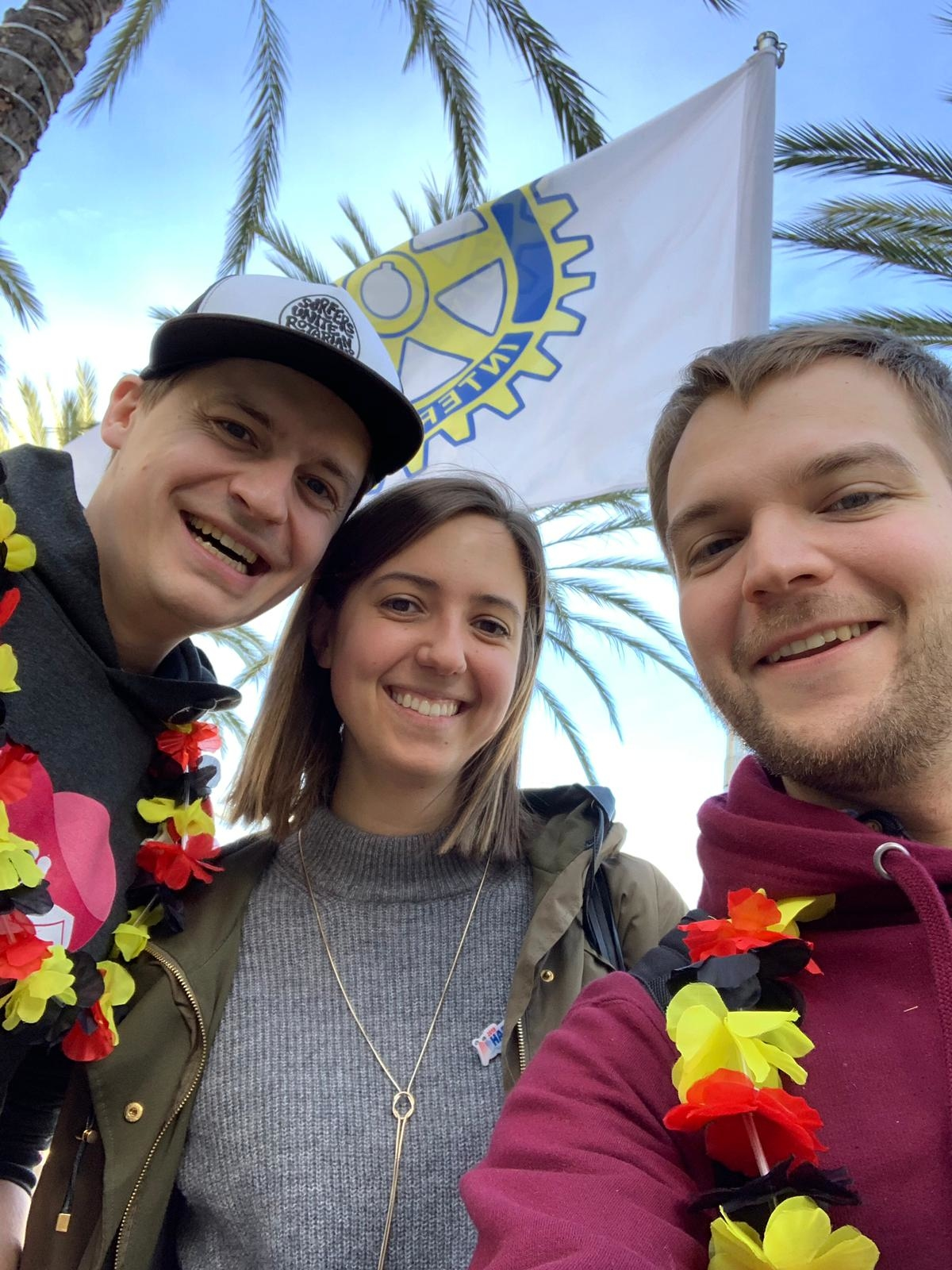 2019, san diego, rotaract, assembly, jan, philipp, francisca