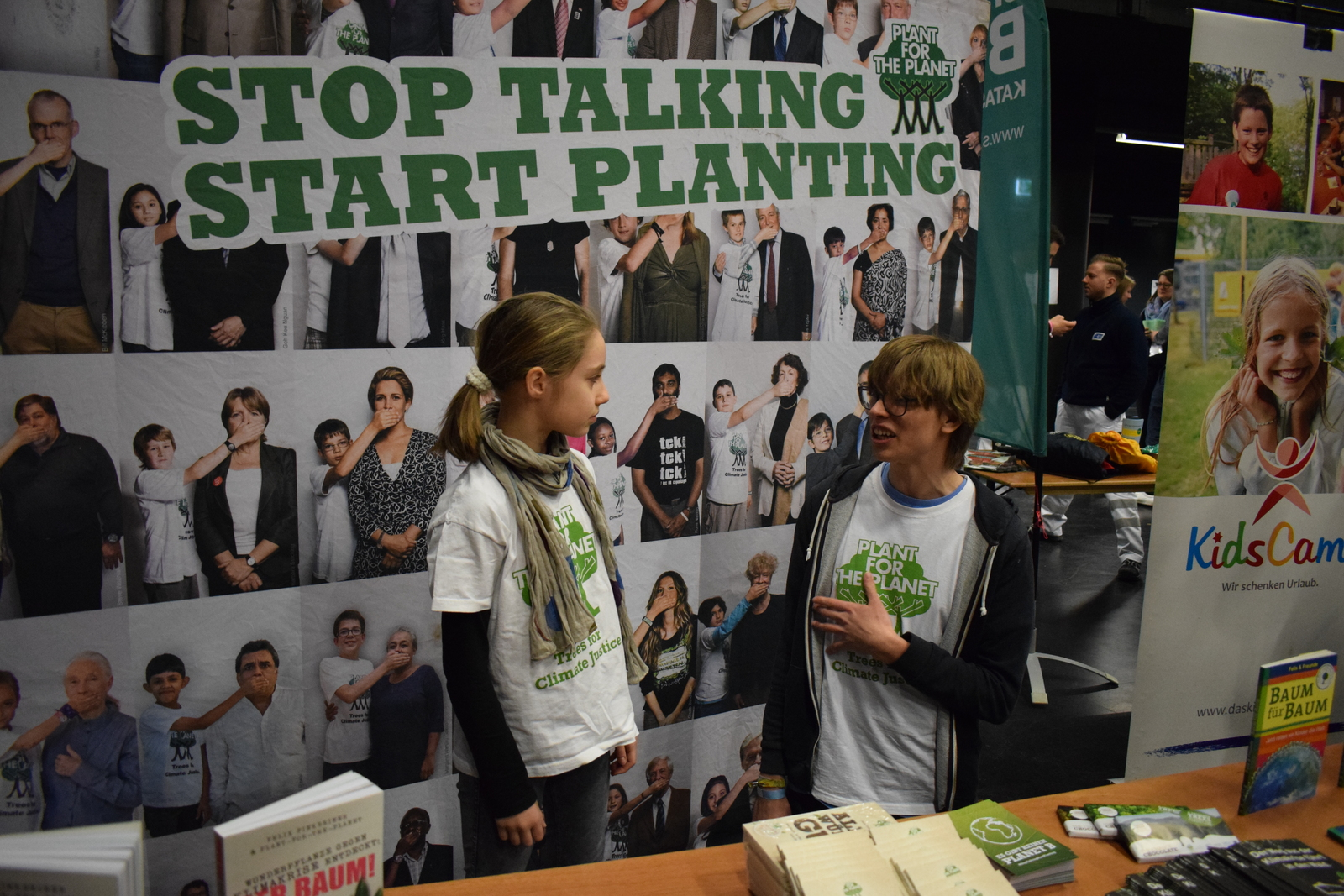 2019, rotaract, münchen, deuko, plant for the planet
