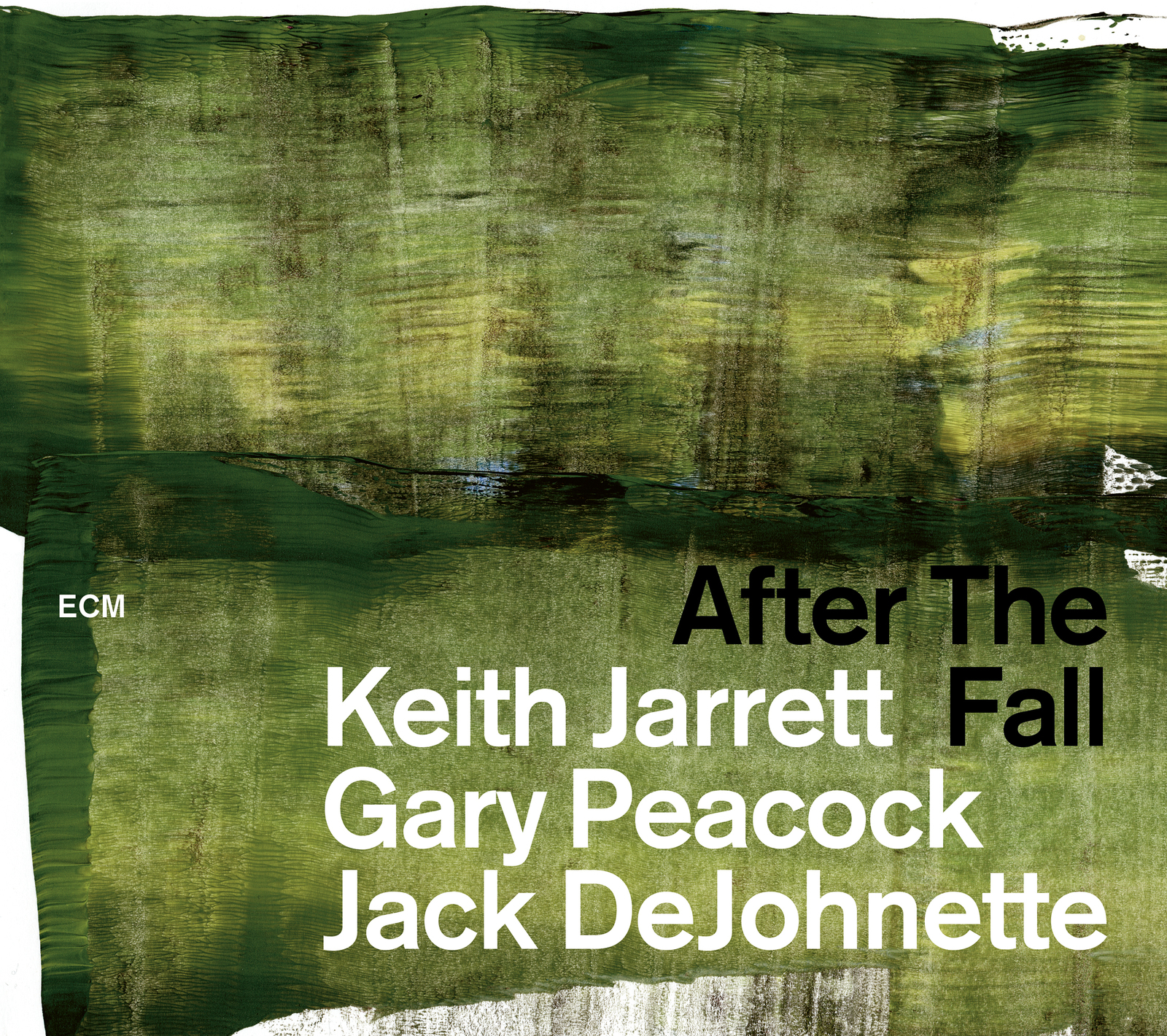 Keith Jarrett, Gary Peacock, Jack DeJohnette, After the Fall, ECM, CD