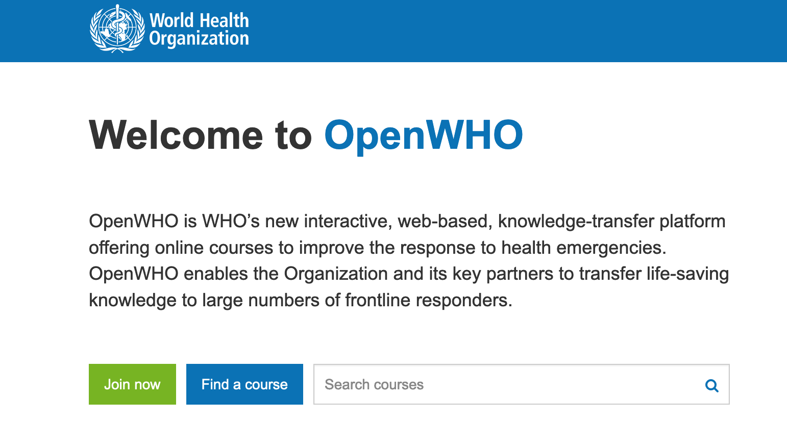 2020, who, weltgesundheitsorganisation, open who