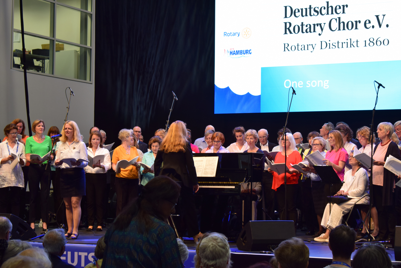 2019, convention, hamburg, rotary chor, house of friendship