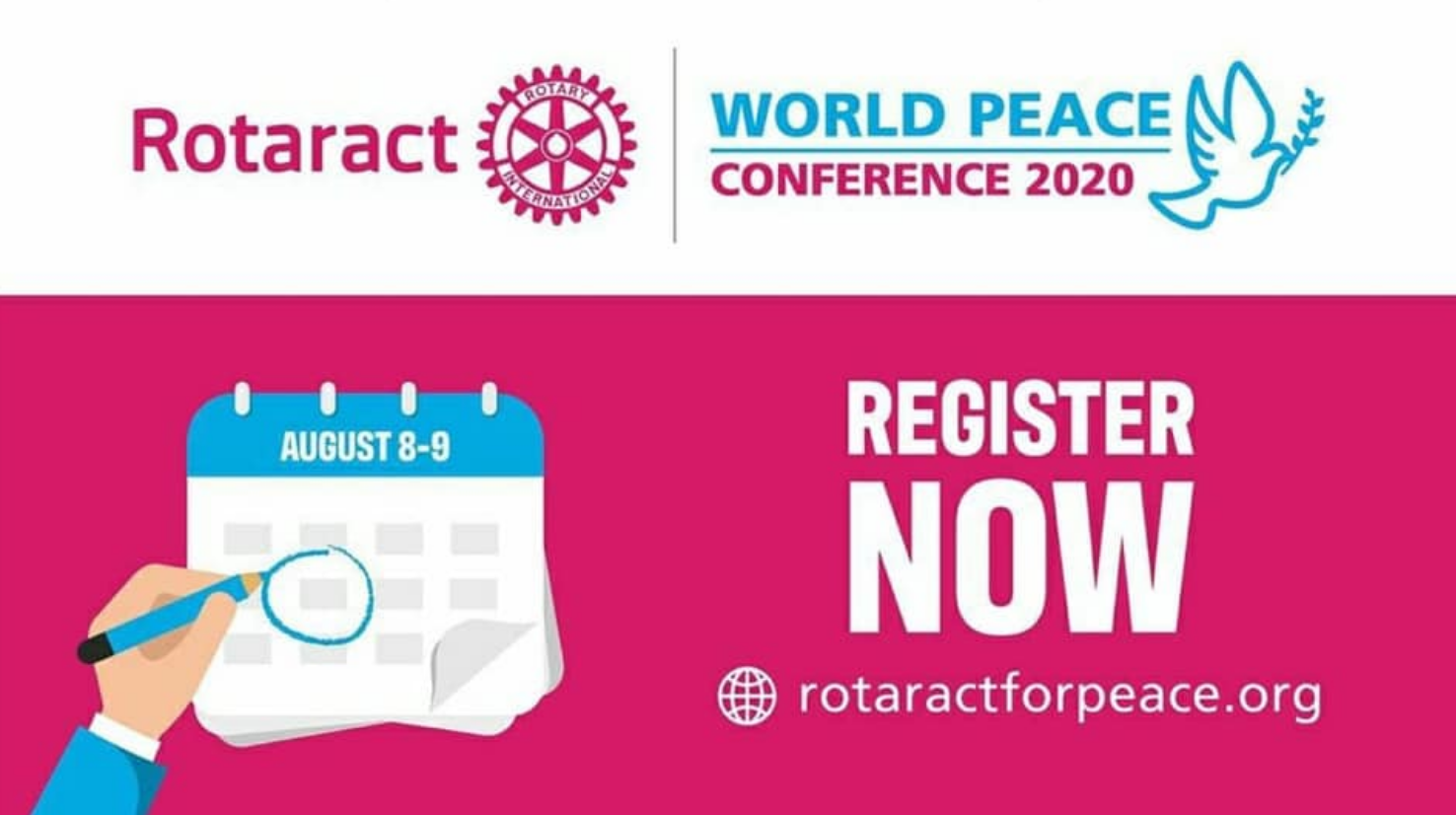 2020, rotaract, world peace conference, peace, frieden, friedenskonferenz