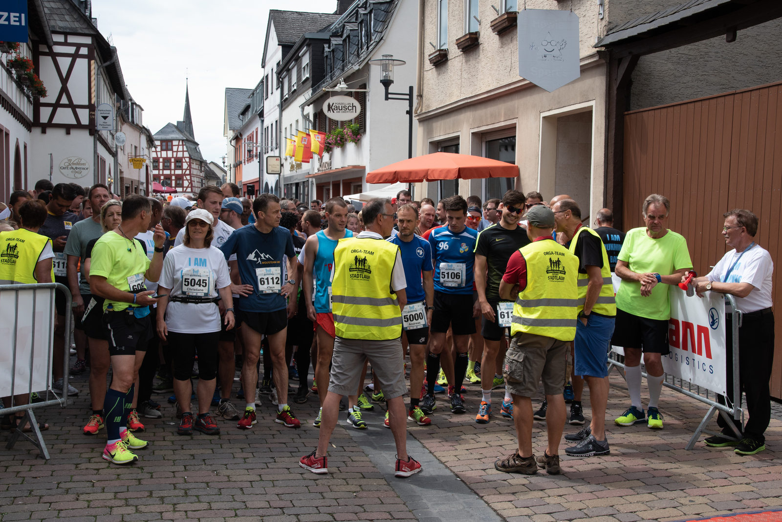 Stadtlauf, Bad Camberg, RC Bad Camberg-Idstein, 2018
