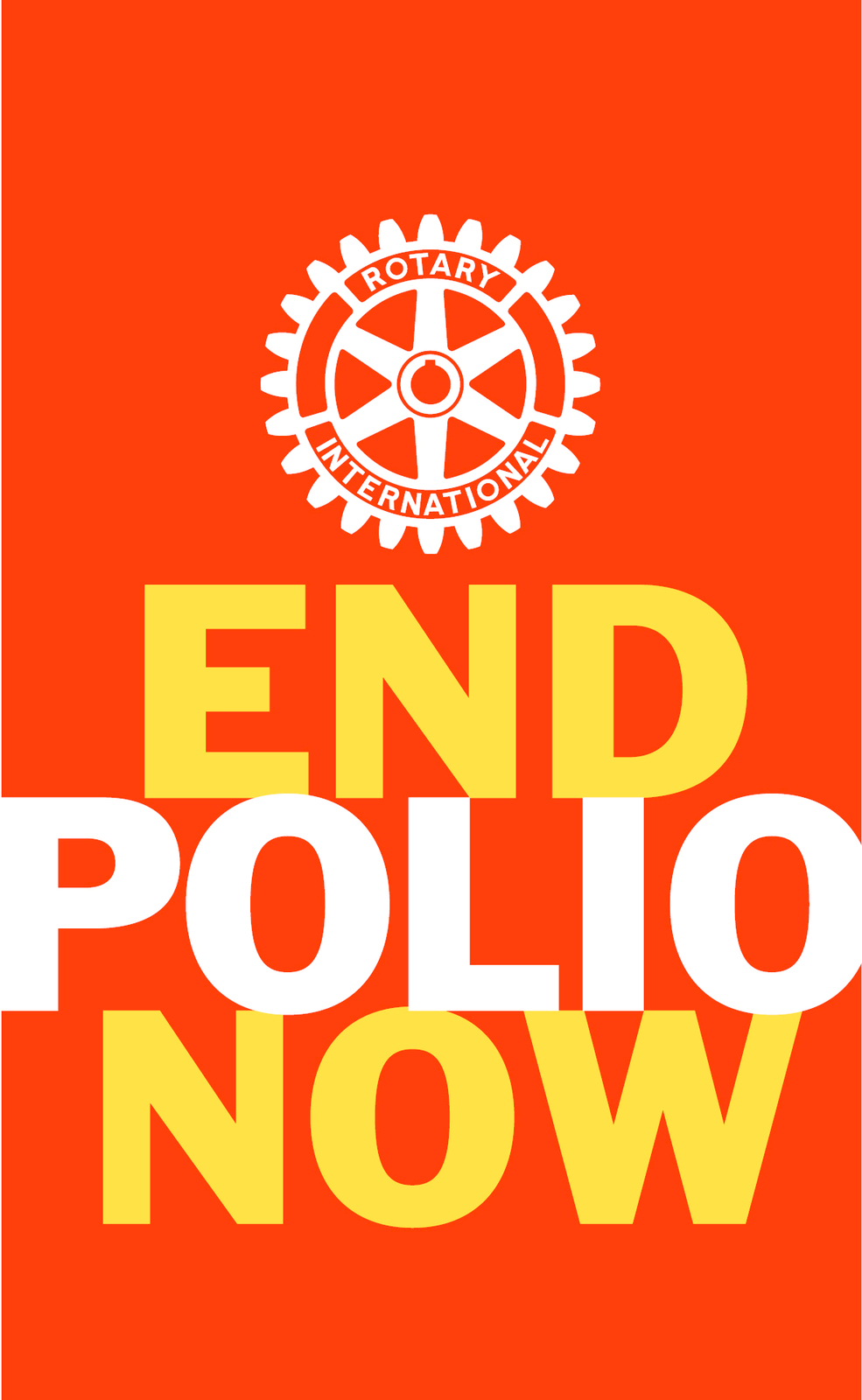 EPN, EndPolioNow, End Polio Now, Polio, Kinderlähmung
