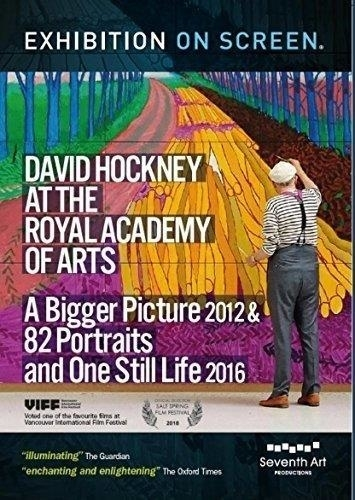 Hockney, Sreen, Royal Academy of Arts, A Bigger Picture, Portraits and One Still Life