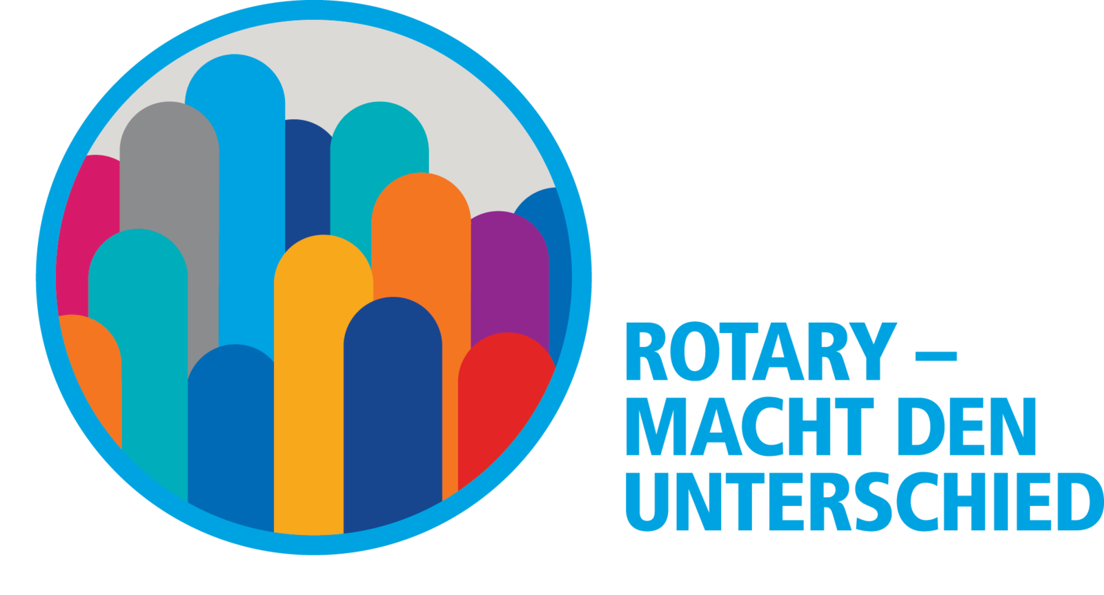 Riseley, Logo, Motto, RI, Rotary International, Unterschied, difference