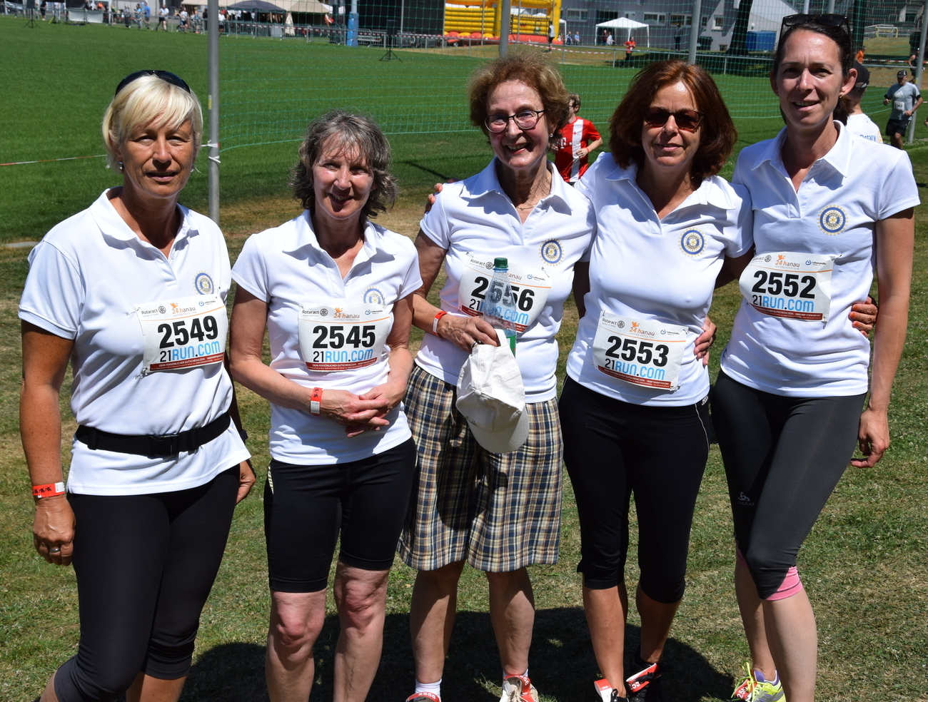 Team des Inner Wheel Clubs Offenbach-Hanau-Maintal