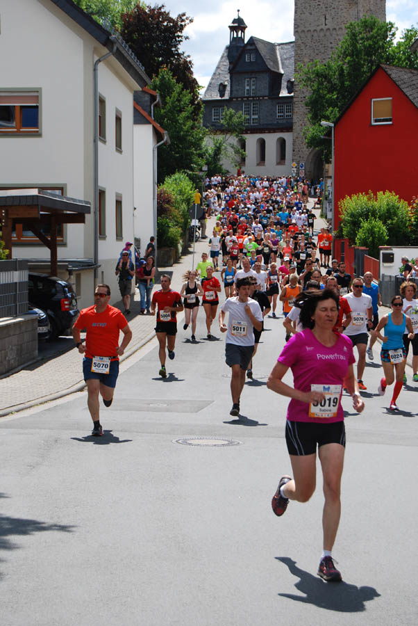 RC Bad Camberg-Idstein, Stadtlauf, Benefizlauf, Bad Camberg