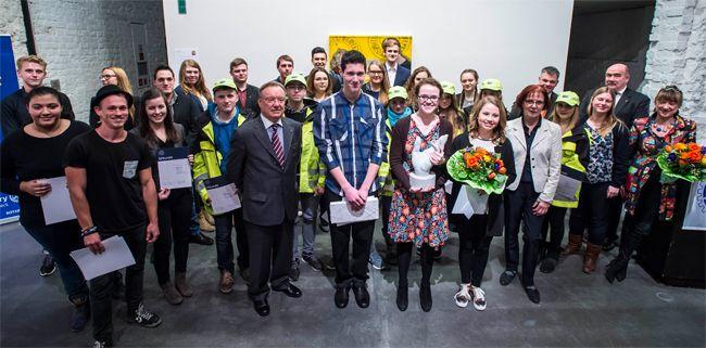 Rotary Stiftung Lübeck zeichnet Jugendliche aus