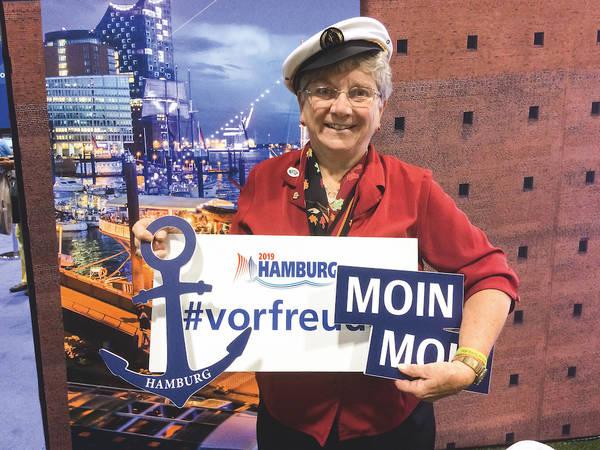 Fellowship-Reisepläne: Hamburg, wir…