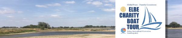 Paddel klar - zur Elbe-Charity-Boat-Tour