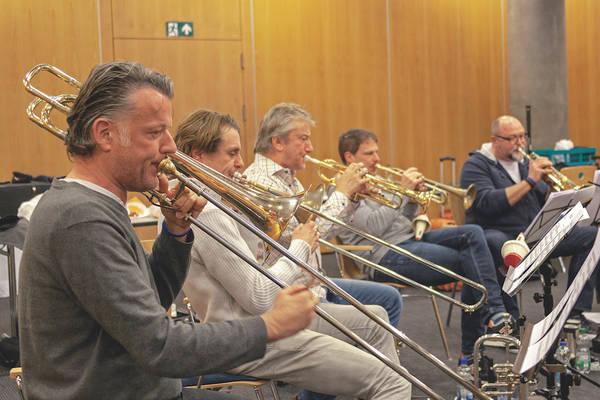 Neue Rotary Jazz-Bigband