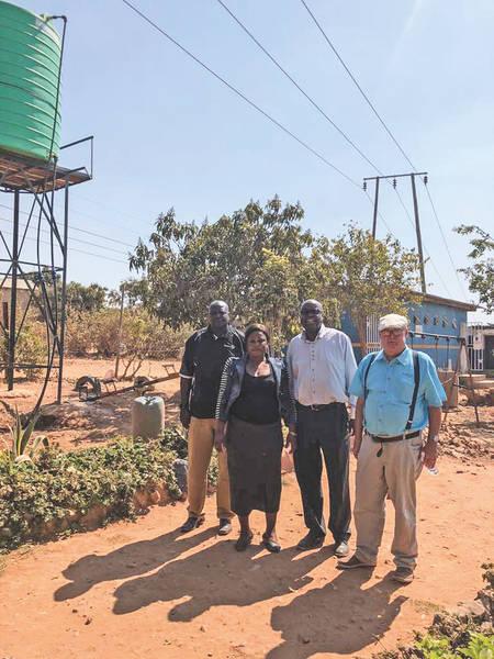Ein Global-Grant-Projekt von A bis…